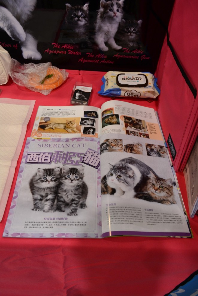 Our Cats in Just Released Magazines!